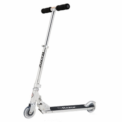 Razor A4 Scooter, Clear, 1 ea
