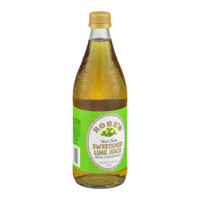 Rose's Sweetened Lime Juice