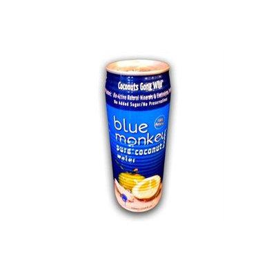 Blue Monkey - 100 Pure Coconut Water - 17.6 oz.