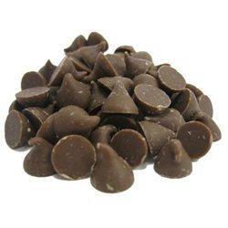Guittard BG14022 Guittard Chocolate Cookie Drops - 1x25LB