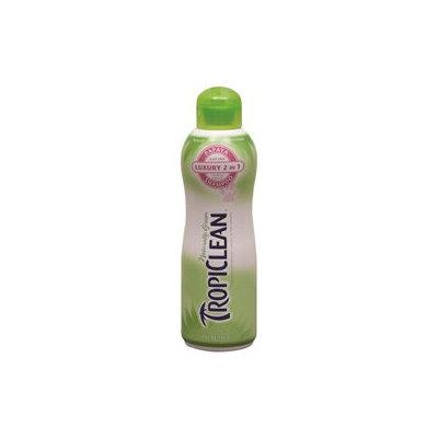 Tropiclean Papaya Plus Dog Shampoo 20 Ounce