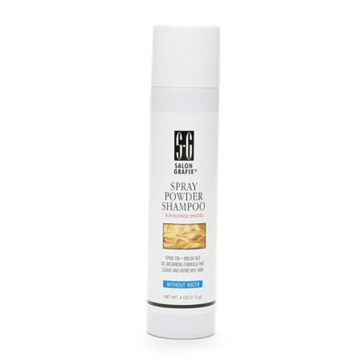 Salon Grafix Spray Powder Shampoo