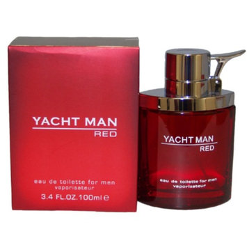 Myrurgia Yacht Man Red Eau de Toilette Spray