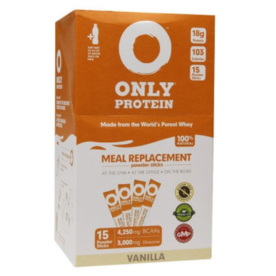 OnlyProtein Meal Replacement Sticks Vanilla