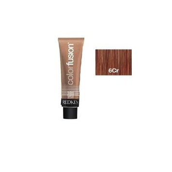 Redken Color Fusion Natural Fashion 6Cr Copper/Red 2.1 oz.
