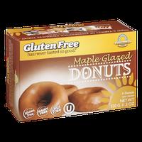 Kinnikinnick Foods Gluten Free Maple Glazed Donuts - 6 CT