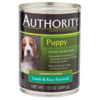AuthorityA Ground Entree Puppy Food