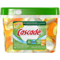 Cascade ActionPacs Dishwasher Detergent