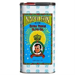 Napolean Fireplaces Napoleon Co. BG16091 Napoleon Co. Anniv Tin Olive Oil - 12x33.8OZ