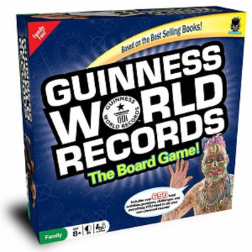The Haywire Group Guinness World Records The Board Game, 1 ea