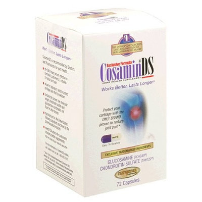 Cosamin DS Nutramax Laboratories, Inc. CosaminDS, Capsules, 72-Count Bottle