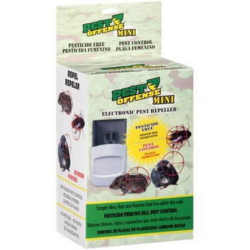 Pest Offense Mini Electronic Pest Repeller