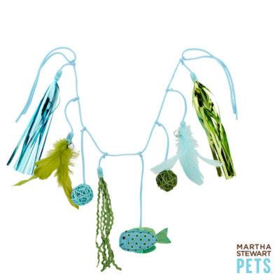 Martha Stewart PetsA Chair Tie Dangler Cat Toy