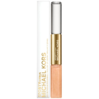Michael Kors Collection Sporty Citrus Rollerball & Lip Luster Duo