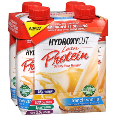 Hydroxycut Lean Protein 16g Shakes Vanilla