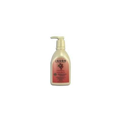 Jason Natural Products 47065 Cranberry Satin Body Wash