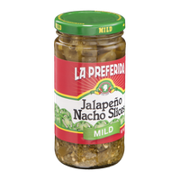 La Preferida Jalapeno Nacho Slices Mild