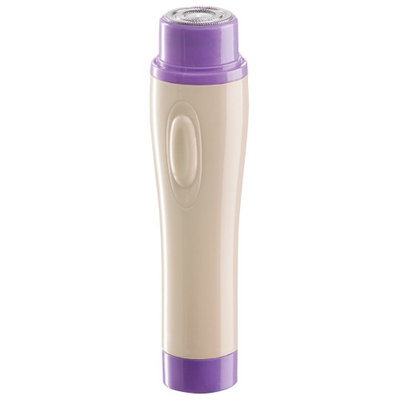 Global Tv Concepts Ltd Miniature Rotary Shaver - Handy Travel Grooming Water Resistant Hair Remover