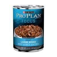 Purina Pro Plan PurinaA Pro PlanA Large Breed Adult Dog Food