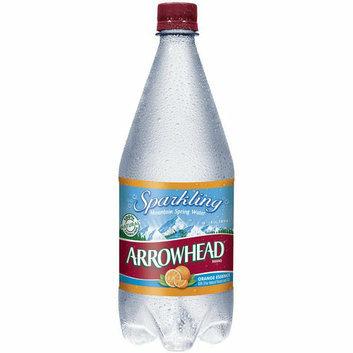 Arrowhead Sparkling Orange Essence Water