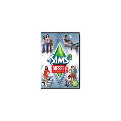 Electronic Arts The Sims 3 Diesel Stuff (Win/Mac)