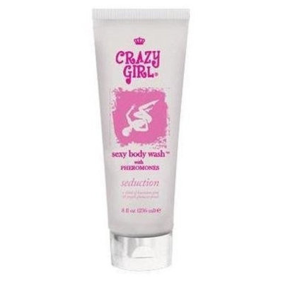 Classic Erotica Crazy Girl Sexy Body Wash Pheromone 8 OZ. Seduction
