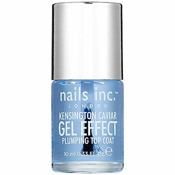 nails inc. Kensington Caviar Gel Effect Plumping Top Coat 0.33 oz