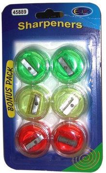DDI 1284944 Pencil Sharpeners - 6 pack Case Of 48
