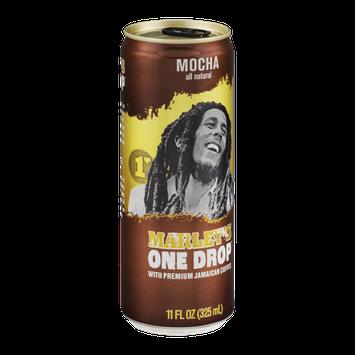 Marley's One Drop Jamaican Coffee Mocha