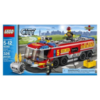 LEGO City Airport Fire Truck 60061