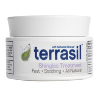Terrasil Shingles Treatment, Regular Strength, 1.57 oz