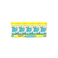 Wet Ones Citrus Scent Antibacterial Hand Wipes, (Five Total Canisters)
