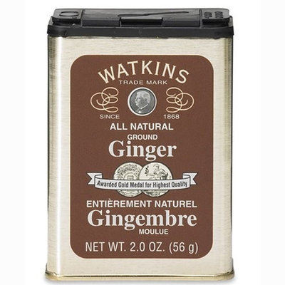WATKINS Ground Ginger, 2-Ounce (Pack of 6)