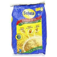 Sujata Chakki Atta, Whole Wheat Flour, 10-Pound Bag