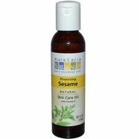 Aura Cacia Natural Skin Care Oil Sesame 4 fl oz