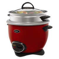 Oster 14 Cup Rice Cooker - Red