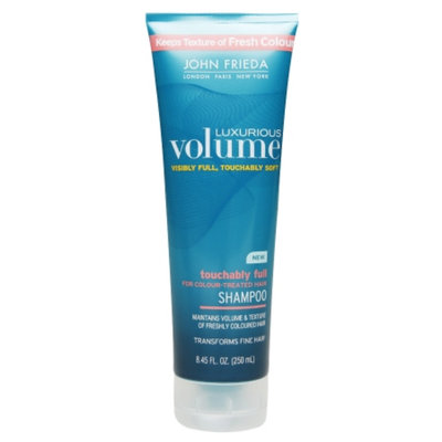 John Frieda Luxurious Volume Touchably Full For Colour Treated Hair