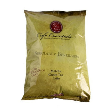 Dr. Smoothie Coffee Cafe Essentials NATURALS Matcha Green Tea Latte