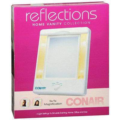 Conair Illumina 2S Lighted Makeup Mirror W/4 L Set