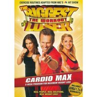 Lions Gate The Biggest Loser Workout: Cardio Max Dvd