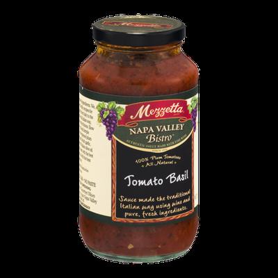 Mezzetta Napa Valley Bistro Tomato Basil Sauce