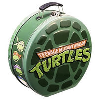 Vandor Llc Teenage Mutant Ninja Turtles Tin Tote Turtleshell