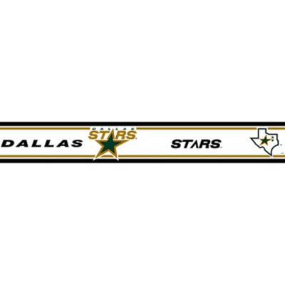 NHL Dallas Stars Wallborder - 5.5