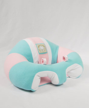 Infant Support Seat Fleece - Cotton Candy, Pink n Aqua