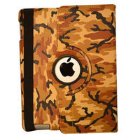 Bargain Tablet Parts Camouflage Rotating Case