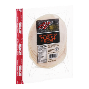 Russer Deli Oven Roasted Turkey Breast with Broth