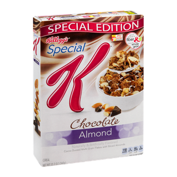 Special K® Kellogg's Cereal Chocolate Almond