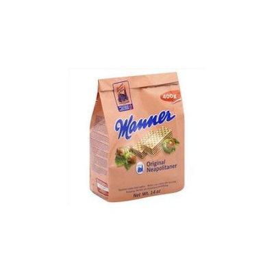 Manner Wafer Bag Hzlnut Crm 14 OZ -Pack Of 10