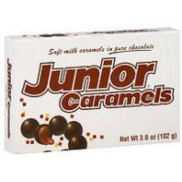 Crackle Junior Caramels Theater Size