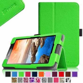 Fintie Lenovo IdeaTab A7-50 / A7-40 7-Inch Android Tablet Folio Case - Premium Leather Stand Cover, Green